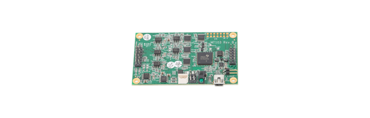 AV Chip For Video Conferencing